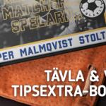 Vinnarna av Tipsextra-boken!